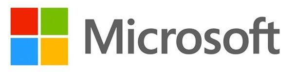 Microsoft New Logo 23 Aug 2012
