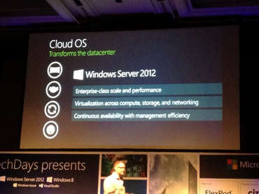 the Cloud OS
