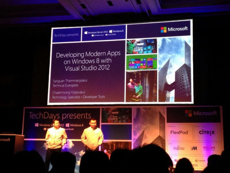 Developing Modern Apps on Windows 8