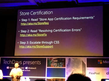 Store Certification