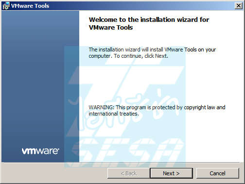 wizard for VMware Tools
