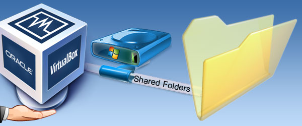 Shared Folders in VirtualBox