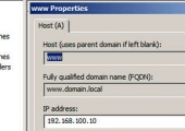 Configure DNS Forward Lookup Zones