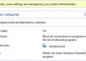 Windows Firewall Settings With Group Policy