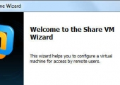 Share Virtual Machine & Remote VMware Workstation