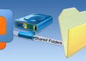 Shared Folders in VMware Workstation 8