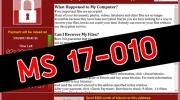 MS17-010 ป้องกัน WannaCrypt